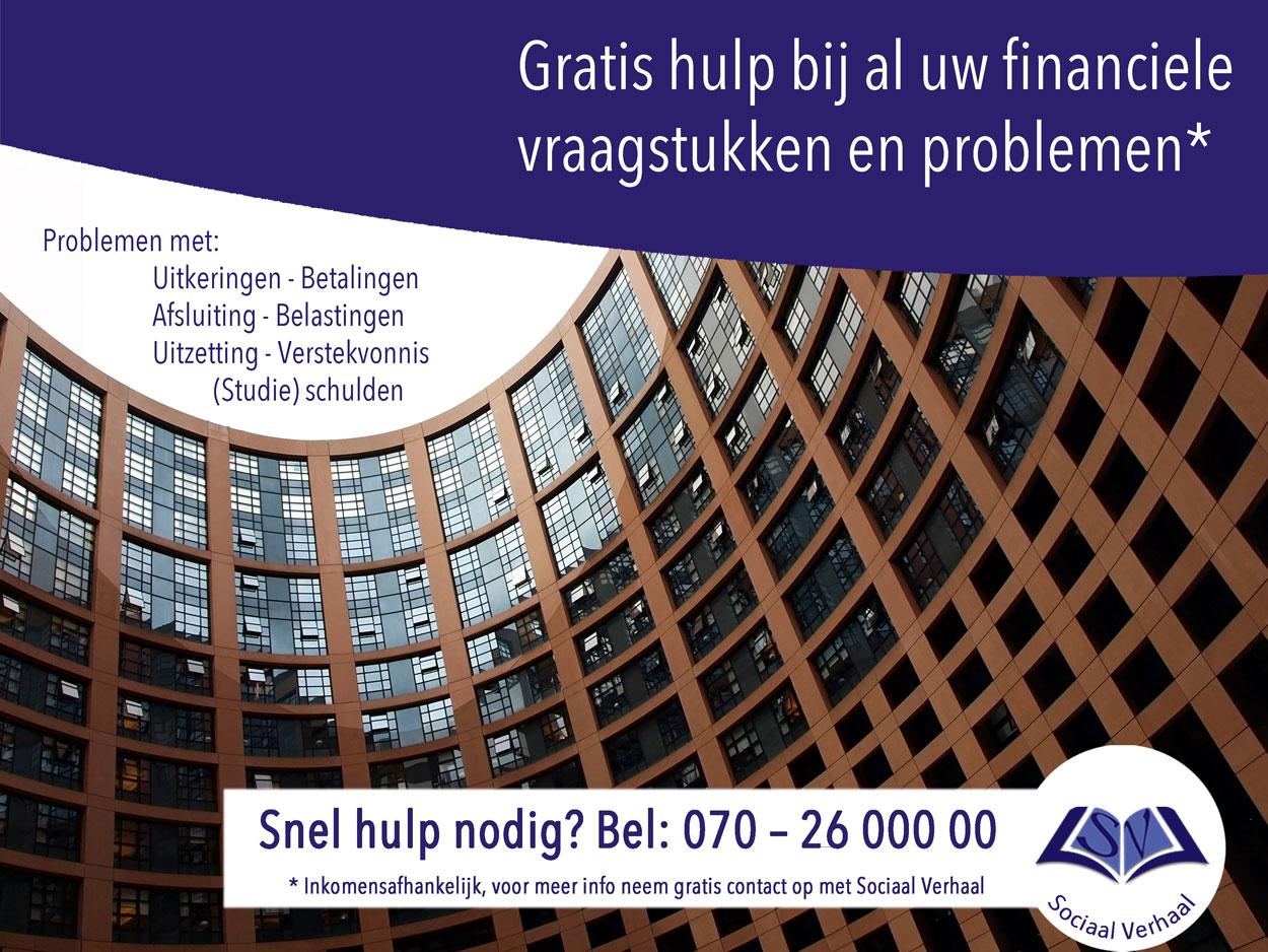 Banner van Sociaal Verhaal